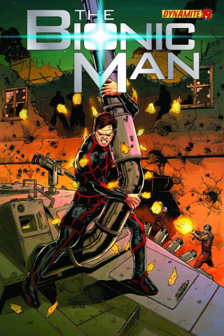 The Bionic Man #19