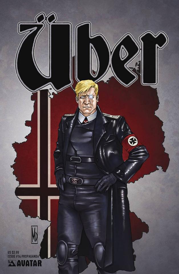 Über #14 (Propaganda Poster Cover)