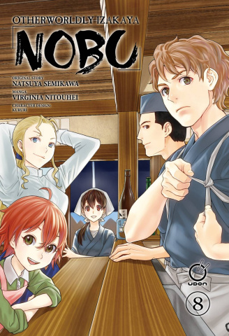 Otherworldly Izakaya Nobu Vol. 8