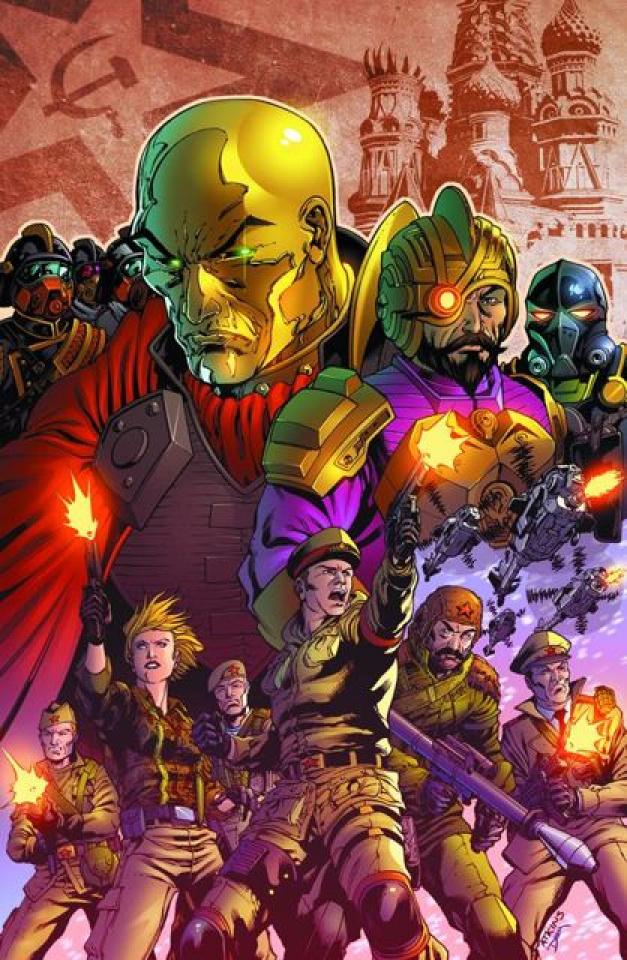 G.I. Joe vs. Cobra Special #5: Operation Bear Trap