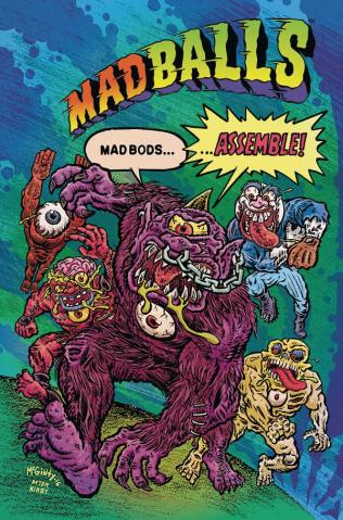 Madballs #4