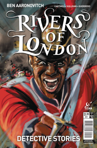 Rivers of London: Detective Stories #2 (Sullivan Cover)