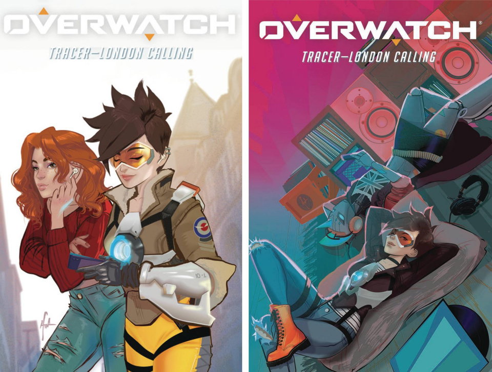 Overwatch: Tracer-London Calling (Variant 2-Pack)