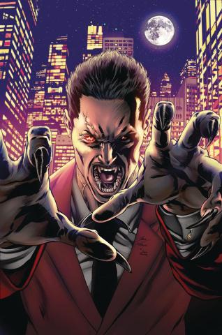 Van Helsing vs. The League of Monsters #1 (Vitorino Cover)