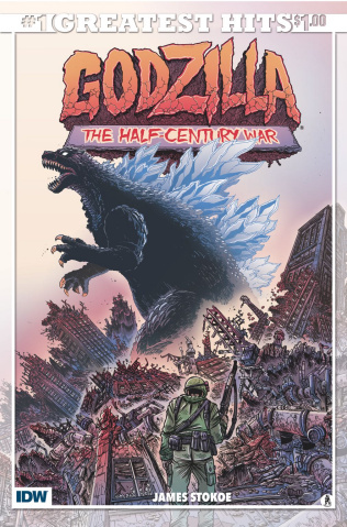 Godzilla: The Half Century War #1 (IDW Greatest Hits)