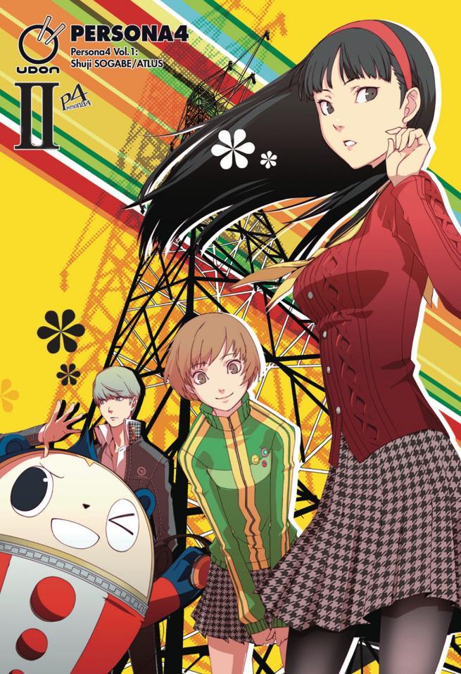 Persona 4 Vol. 2