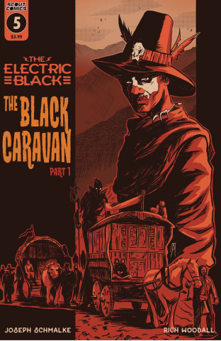 The Electric Black #5