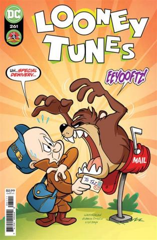 Looney Tunes #261