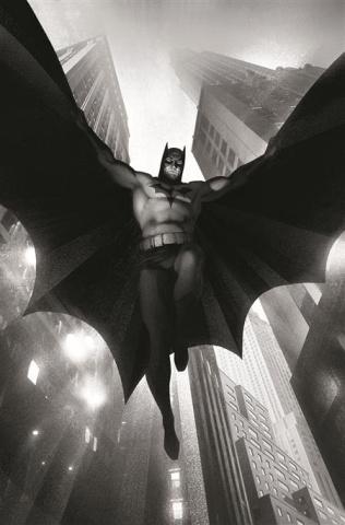 Batman: Black & White #3 (Joshua Middleton Cover)
