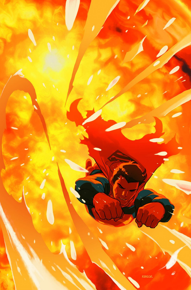 Action Comics Vol. 9: Last Rites