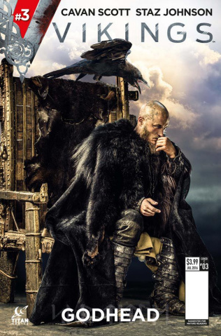 Vikings #3 (Photo Cover)