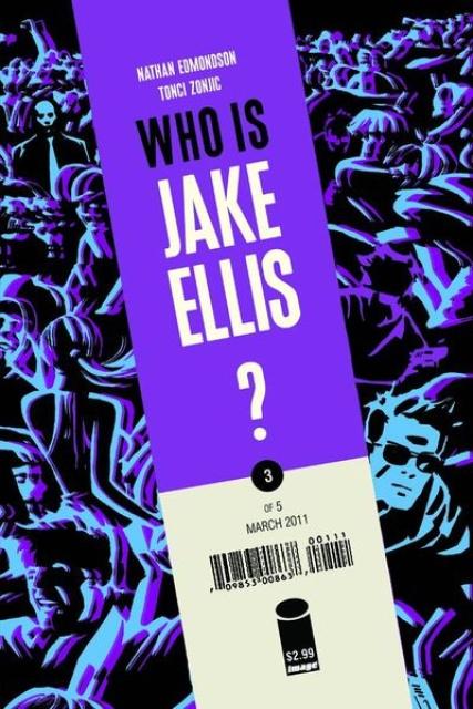 Who Is Jake Ellis? #3