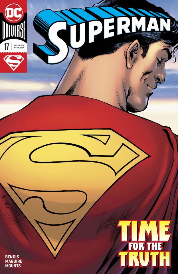 Superman #17 (Year of the Villain)