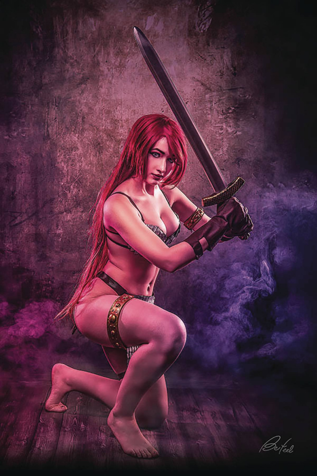 Red Sonja: Age of Chaos #6 (30 Copy Cosplay Virgin Cover)