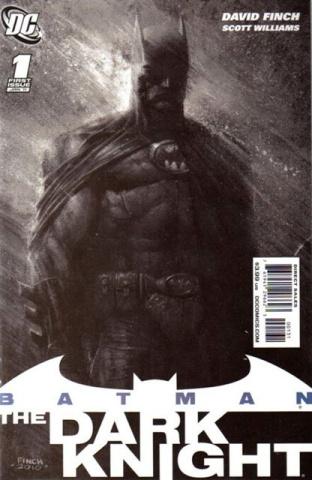 Batman: The Dark Knight #1 (2nd Printing)