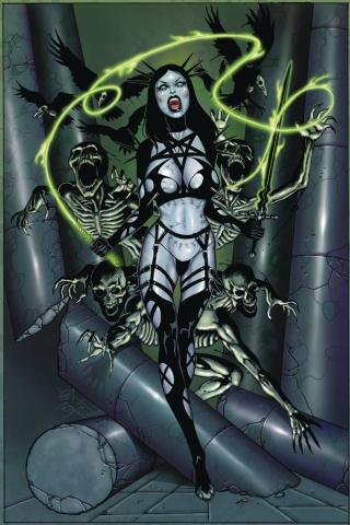 Alt Paths: Raven Hex, The Swordmaiden #1