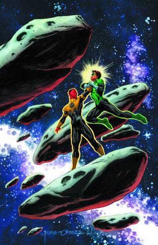 Sinestro #4