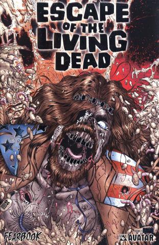 Escape of the Living Dead Fearbook #1 (Platinum Foil Cover)