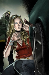 Grimm Fairy Tales: Grimm Tales of Terror #7 (Bifulco Cover)