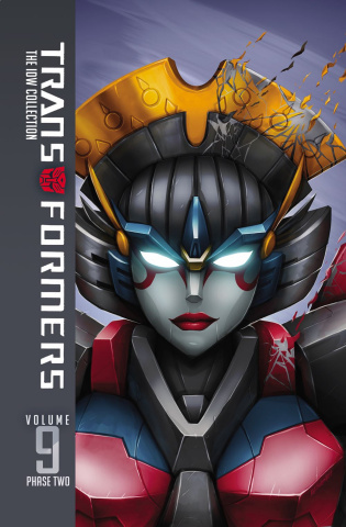 The Transformers: The IDW Collection Vol. 9: Phase 2