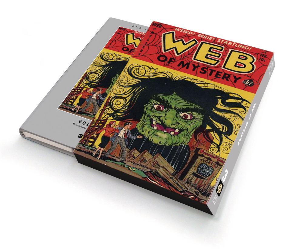 Web of Mystery Vol. 3 (Slipcase Edition)