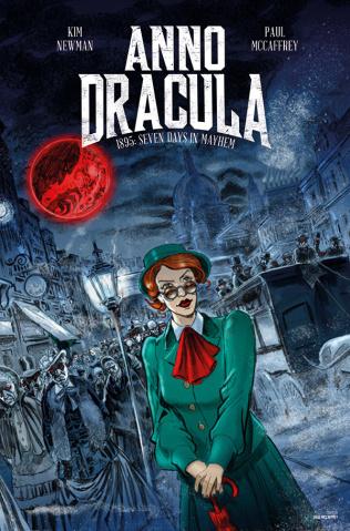 Anno Dracula #2 (Collins Cover)