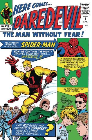 Daredevil by Lee & Everett #1 (True Believers)