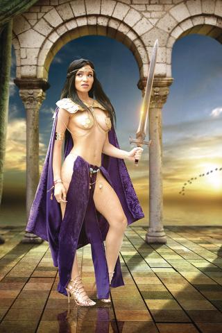 Dejah Thoris #5 (30 Copy Mai S Cosplay Virgin Cover)