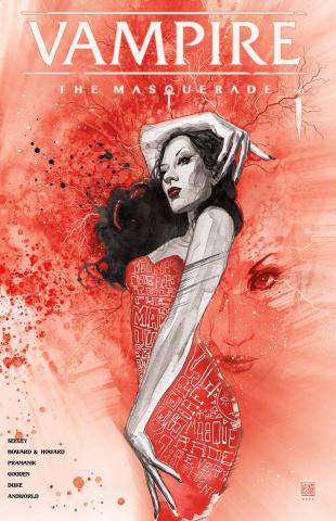 Vampire: The Masquerade #1 (Foil Mack Cover)