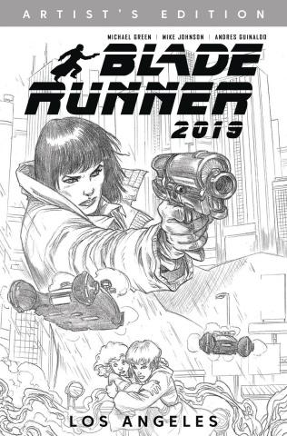 Blade Runner 2019 Vol. 1: Artist's Edition