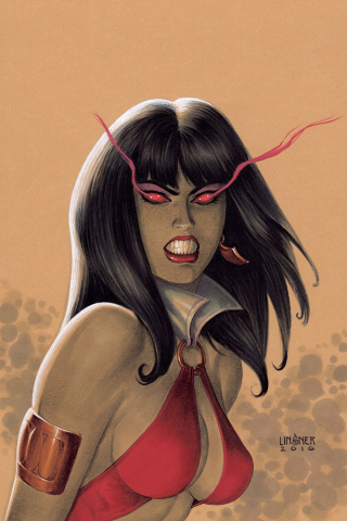 Vampirella #1 (40 Copy Linsner Virgin Cover)