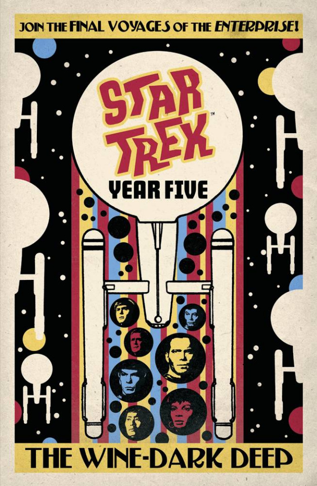 Star Trek: Year Five Vol. 2: The Wine-Dark Deep