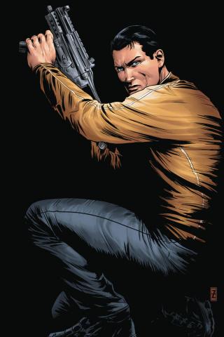 James Bond: Black Box #6 (30 Copy Zircher Virgin Cover)