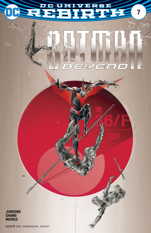 Batman Beyond #7 (Variant Cover)