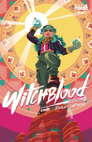 Witchblood #1 (50 Copy Yoshitani Foil Cover)