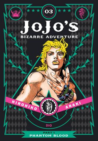 JoJo's Bizarre Adventure Vol. 3: Part 1, Phantom Blood