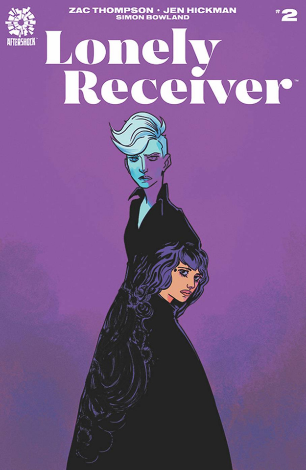 Lonely Receiver #2 (Hickman Cover)