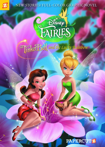 Disney's Fairies Vol. 10: Tinker Bell and the Lucky Rainbow