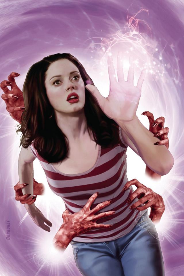 Charmed #3 (20 Copy Corroney Virgin Cover)