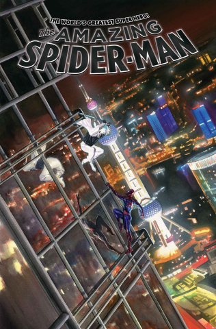 The Amazing Spider-Man: Dark Kingdom #1 (True Believers)
