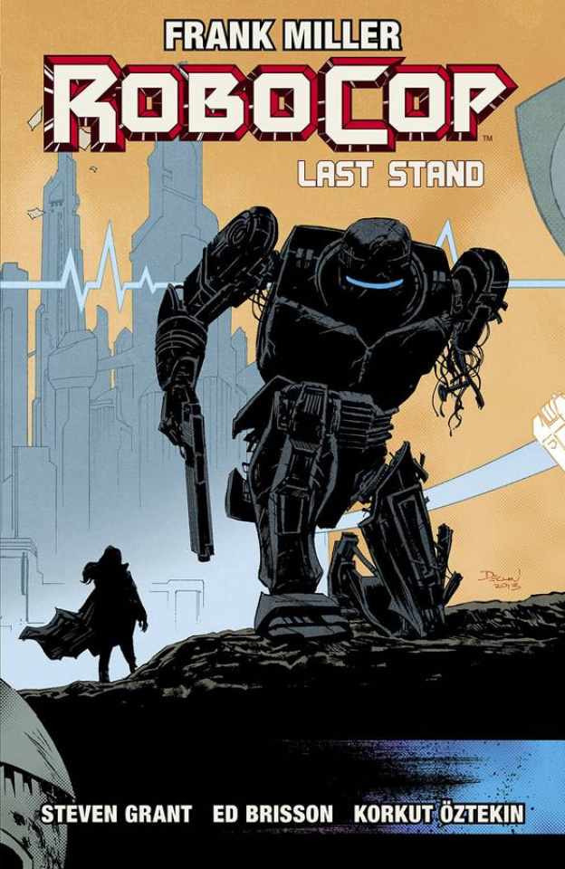 RoboCop Vol. 3: The Last Stand, Part 2