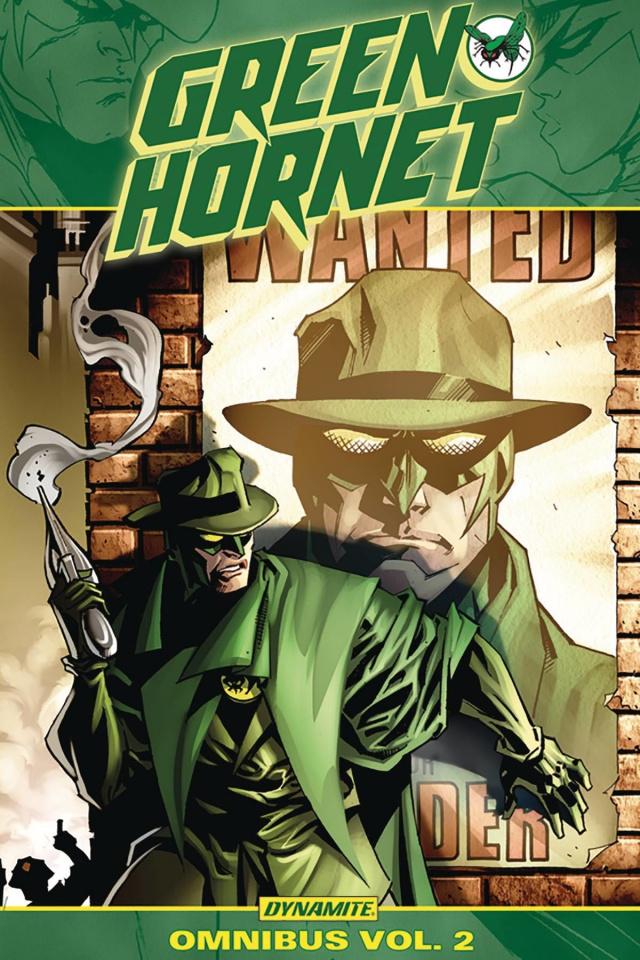 Green Hornet Vol. 2 (Omnibus)