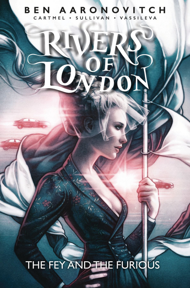 Rivers of London: The Fey and The Furious #1 (Dittman Cover)