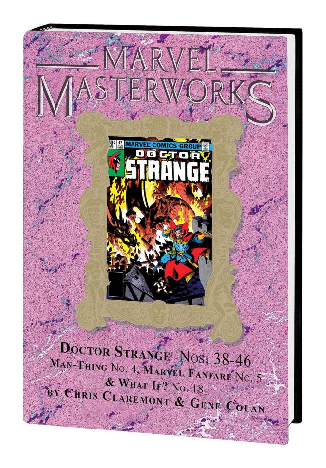 Doctor Strange Vol. 8 (Marvel Masterworks)