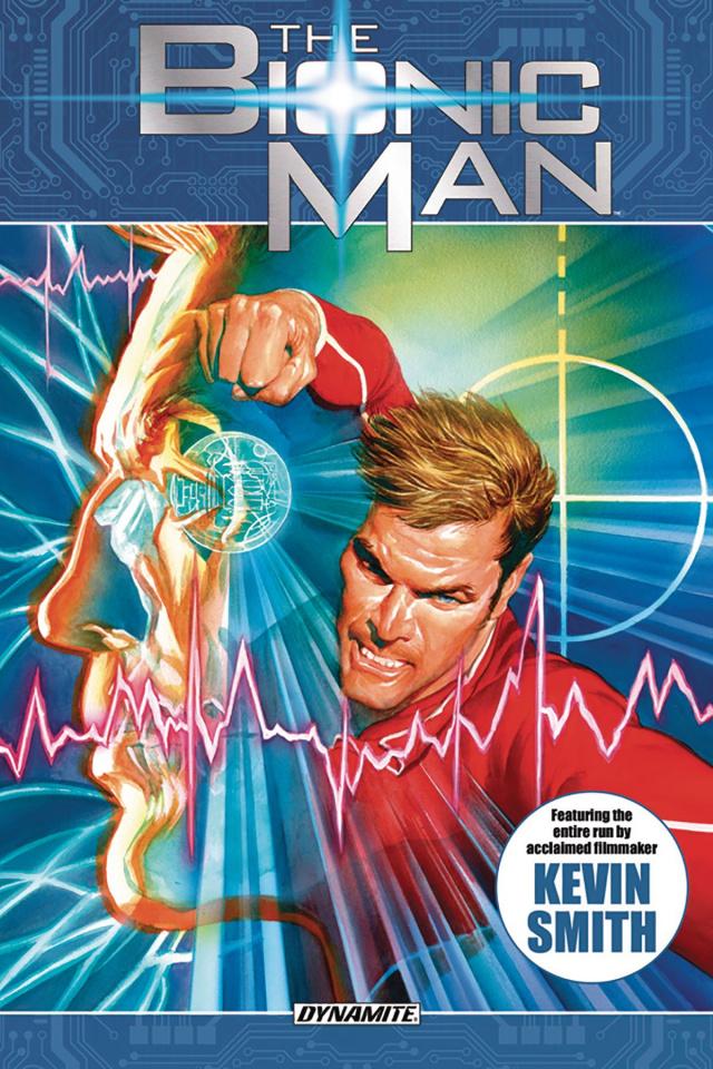 The Bionic Man Vol. 1 (Omnibus)