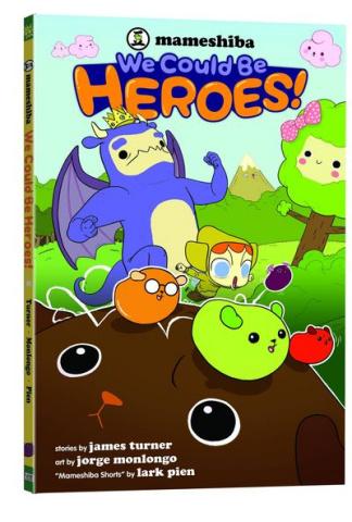 Mameshiba: We Could Be Heroes!