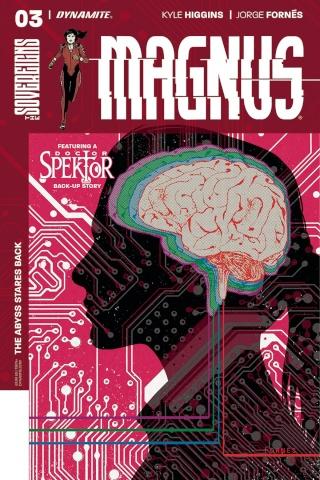 Magnus #3 (Fornes Cover)