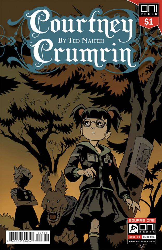 Courtney Crumrin #1 (One Dollar Edition)