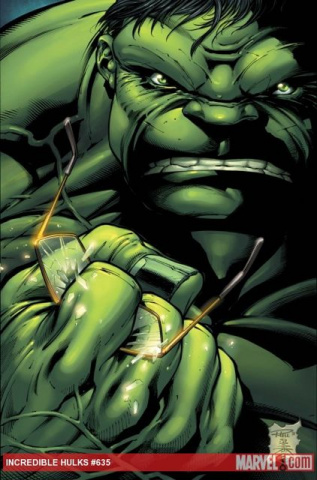 The Incredible Hulks #635