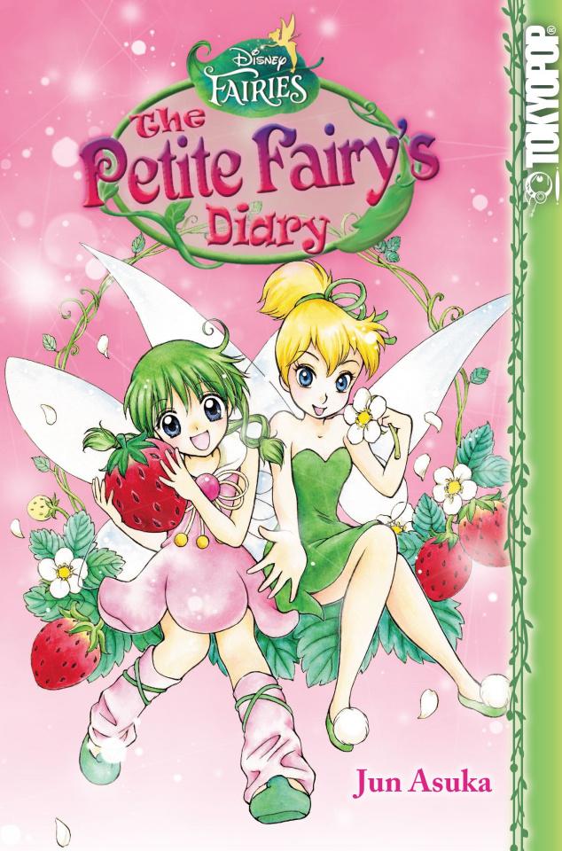 Disney's Fairies Vol. 3: The Petite Fairy's Diary